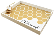 Bee Our Guest Tray