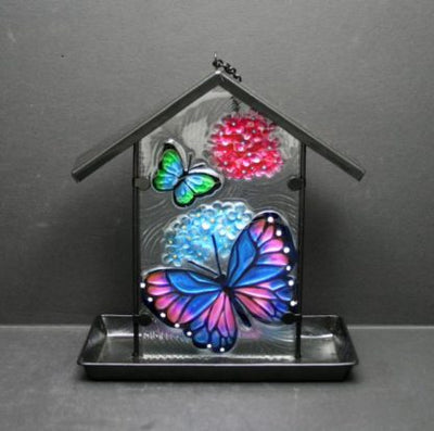 Butterfly Bird Feeder - Curious Bear Marketplace
