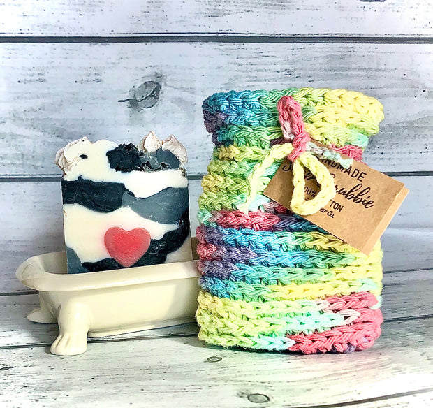 Soap Scrubby - Curious Bear Marketplace