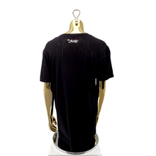 Load image into Gallery viewer, Eco-Friendly Unisex Original Sky Black Tee