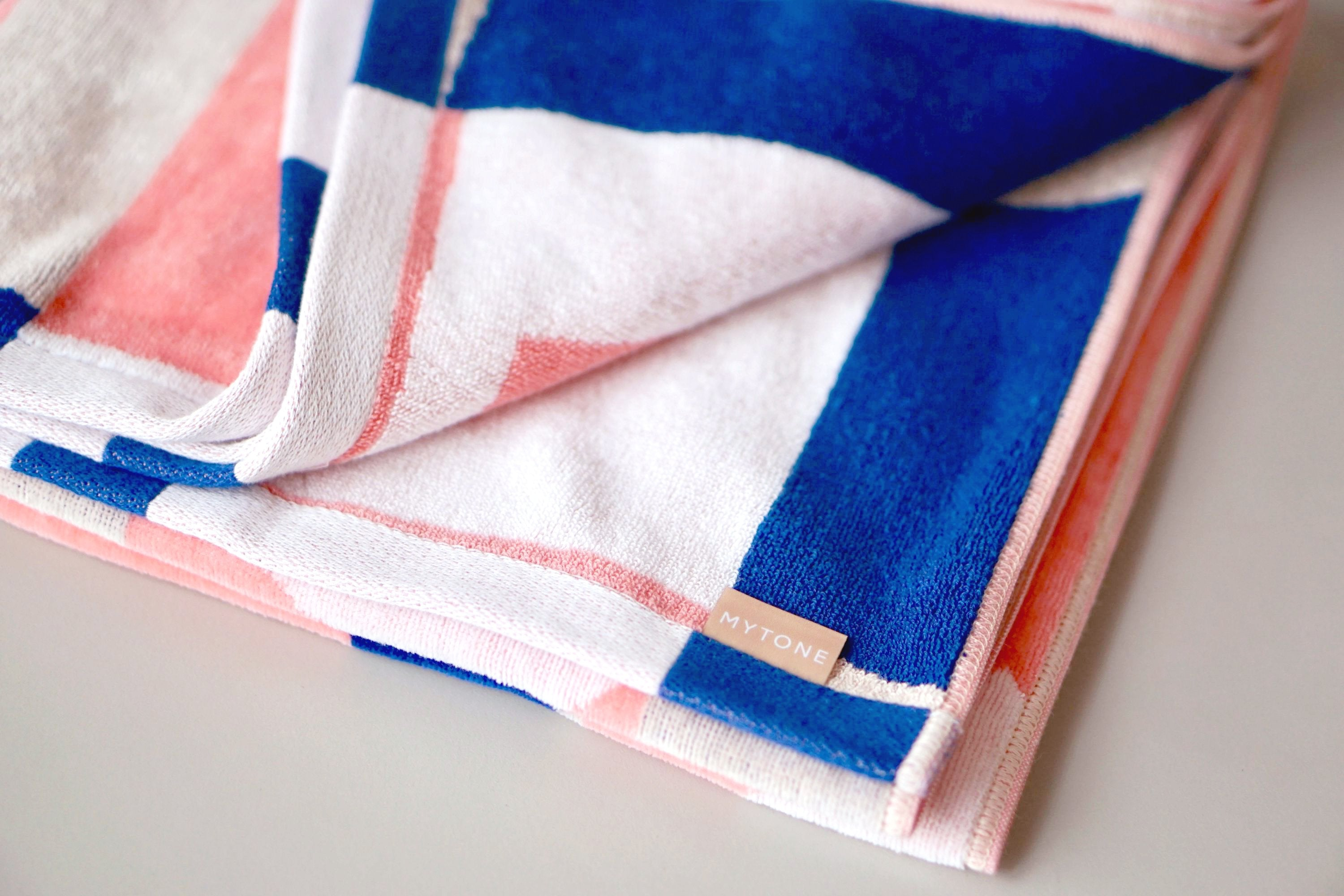 BATH TOWEL : MELODY LINE