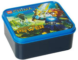 Lego Legends Of Chima Lunch Set Lunch Box & Bottle - The Catalogue Outlet