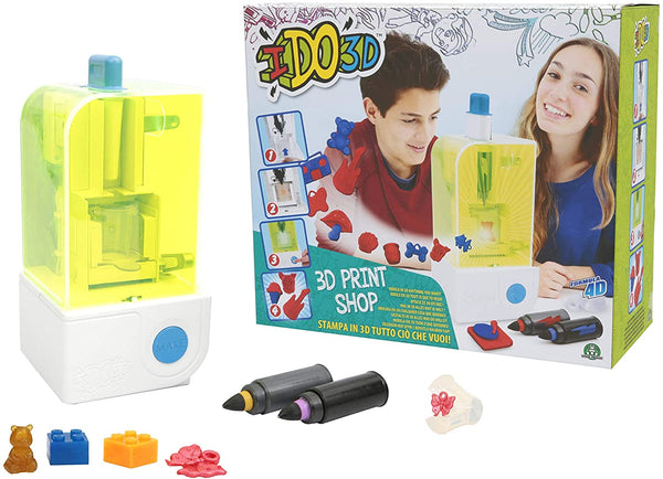 Cool Create IDO3D 3D Print Shop - The Catalogue Outlet