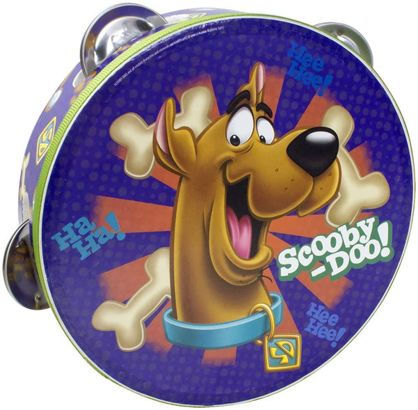 Scooby Doo Tambourine - The Catalogue Outlet