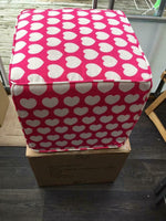 Ideal Kids Cushion Cube Pink RRP £45 FREE UK Mainland Shipping - The Catalogue Outlet