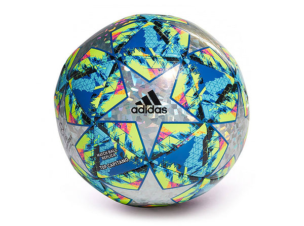 Adidas Finale Top Capitano Match Ball Replica Size 5 DY2564 - The Catalogue Outlet