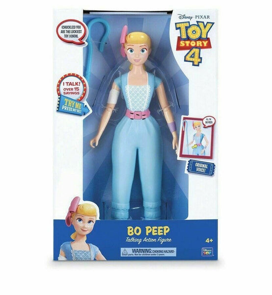 Toy Story 4 Bo Peep Talking Action Figure Toy Authentic - The Catalogue Outlet