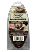 Yankee Candle Home Inspiration Fragranced Wax Melts 75g Hot Cocoa - The Catalogue Outlet