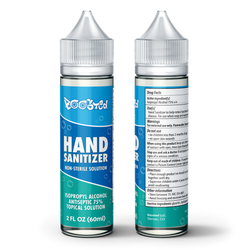 Hand Sanitizer - Boosted