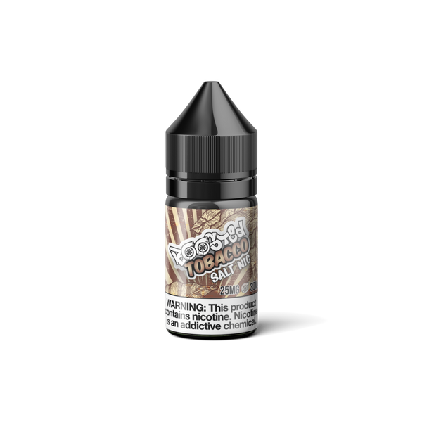 Tobacco - Salt E-Liquid - Boosted
