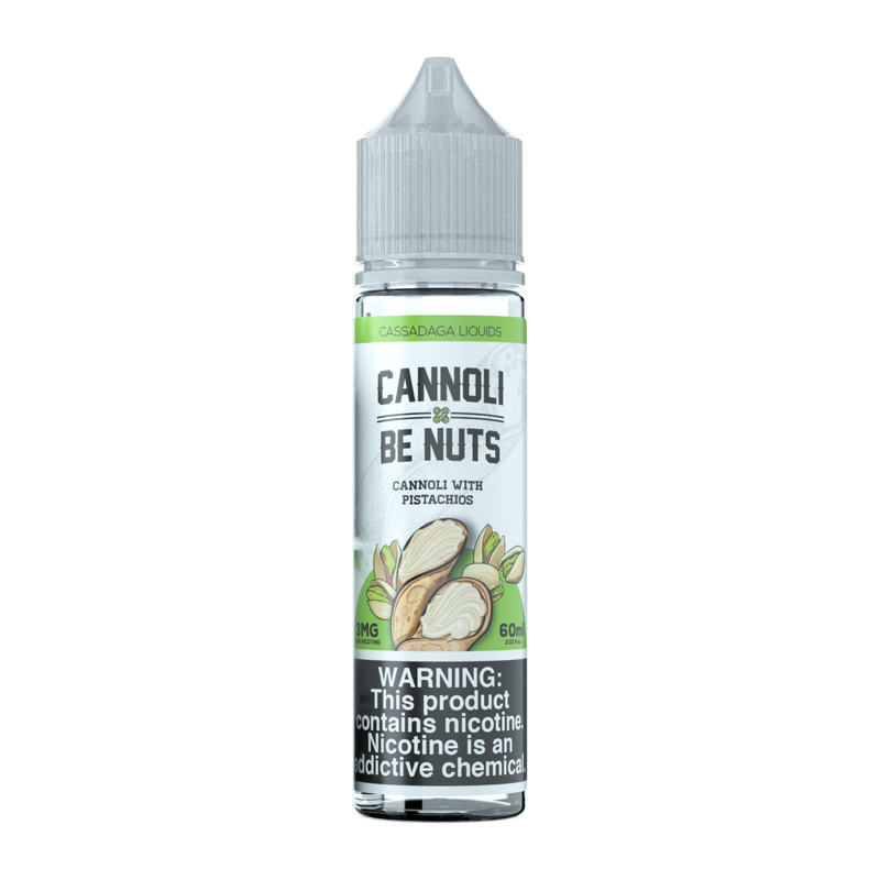 Cannoli Be Nuts - Cassadaga Liquids