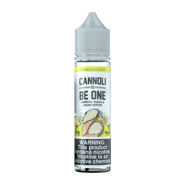 Cannoli Be One - Cassadaga Liquids