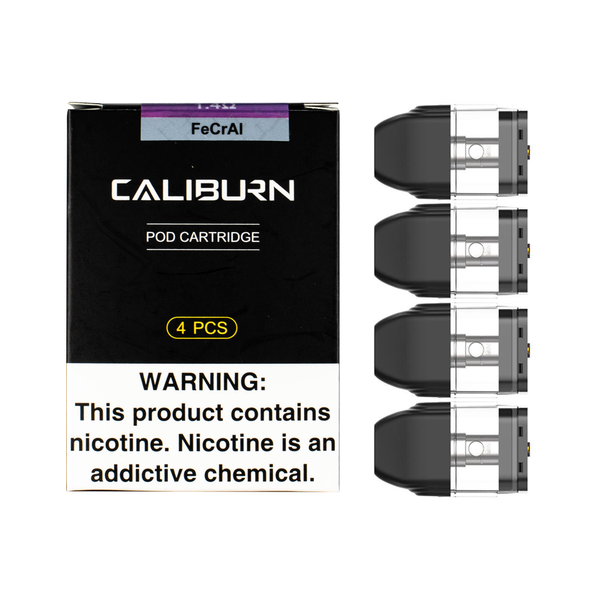 Caliburn Pods - UWell