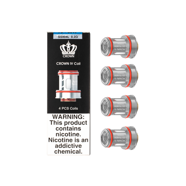 Crown IV Coils - UWell