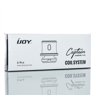 IJOY CAPTAIN CA REPLACEMENT COIL PACK