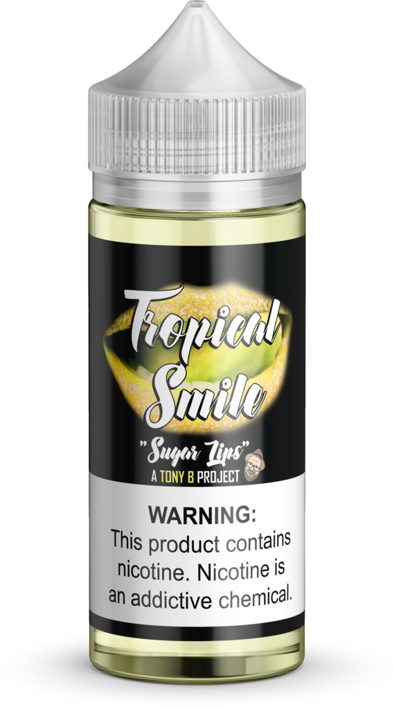 TROPICAL SMILE - SUGAR LIPS
