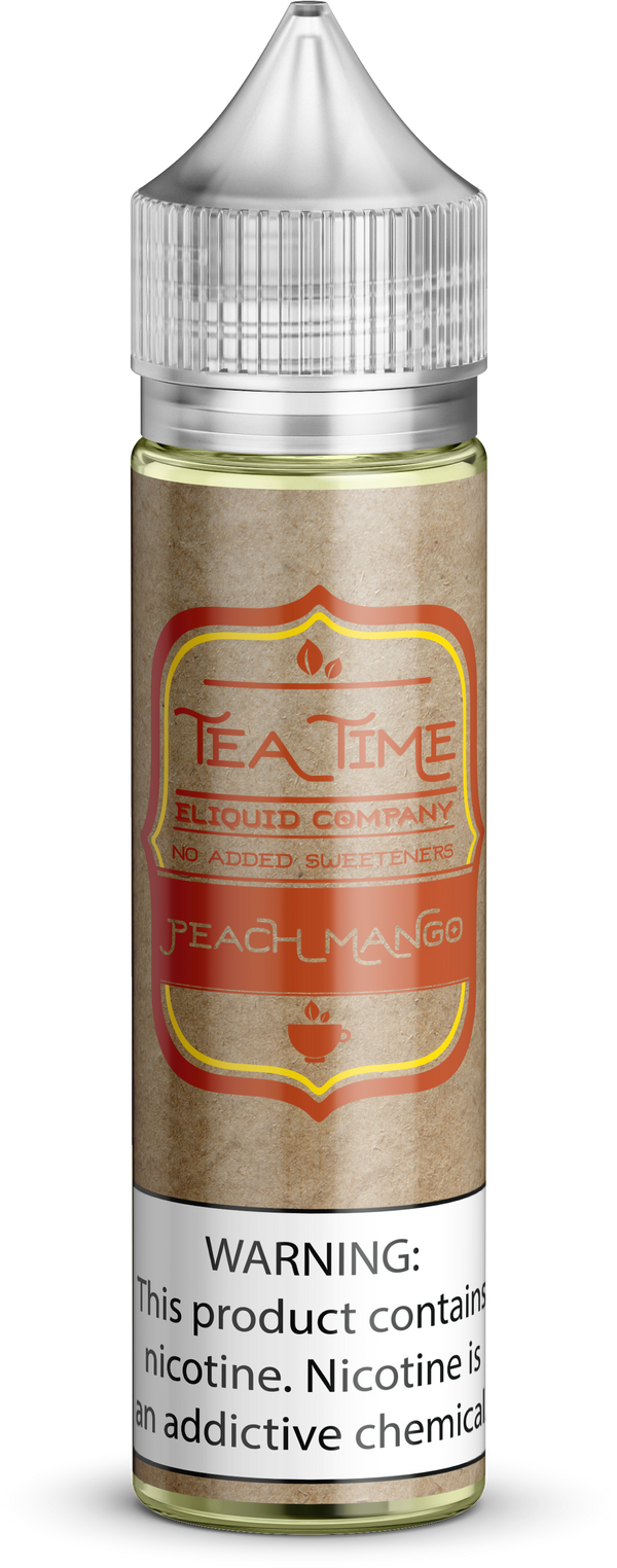 Peach Mango Tea - Tea Time