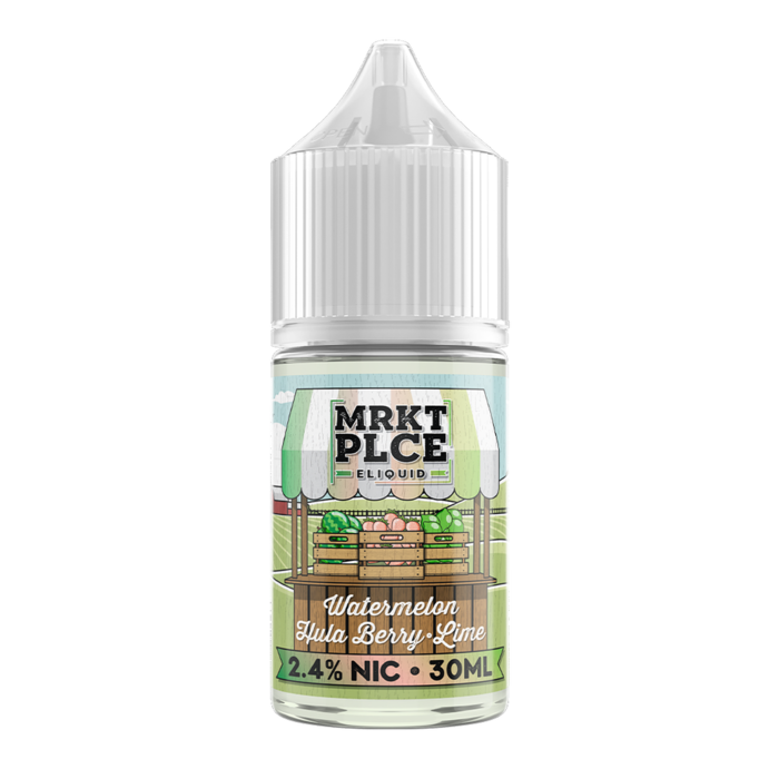 Walermelon Hula Berry Lime - Salt E-Liquid - MRKT PLCE