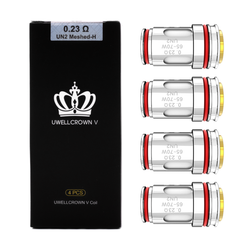 Crown V (5) Coils - Uwell