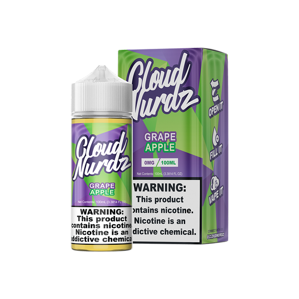 Grape Apple - Cloud Nurdz