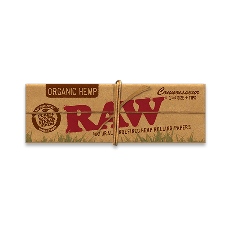 Organic Rolling Papers - RAW