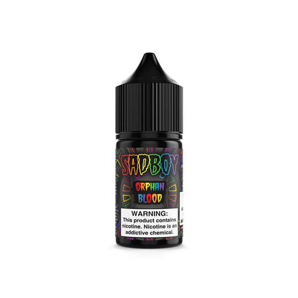 Rainbow Blood - Salt E-Liquid - Sad Boy