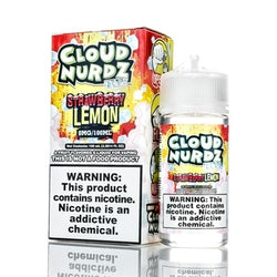 Strawberry Lemon Iced - Cloud Nurdz