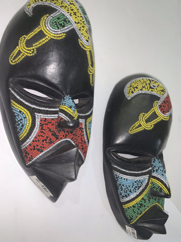 Beaded Masks