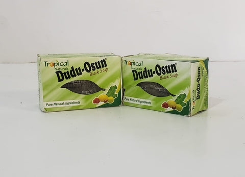 Dudu Black Soap