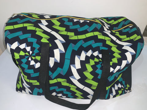 Ankara Duffle Bag