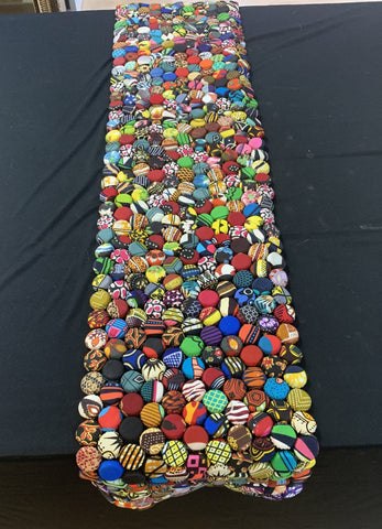 Bottle Tops Table Runner