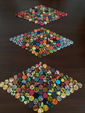 Bottle top placemats