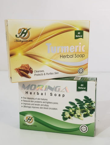 Tumeric Herbal Soap