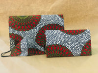HEADWRAP PURSE SET