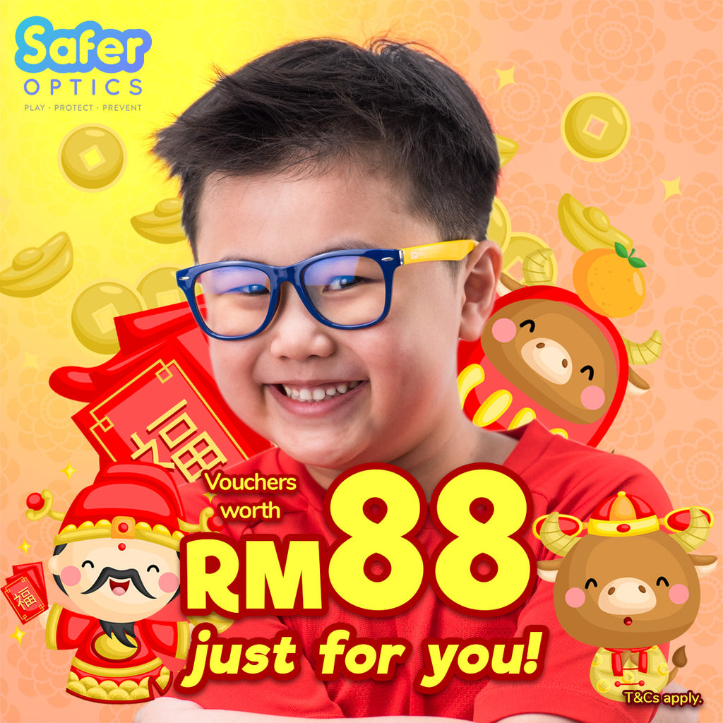 Chinese New Year Promo RM88 vouchers