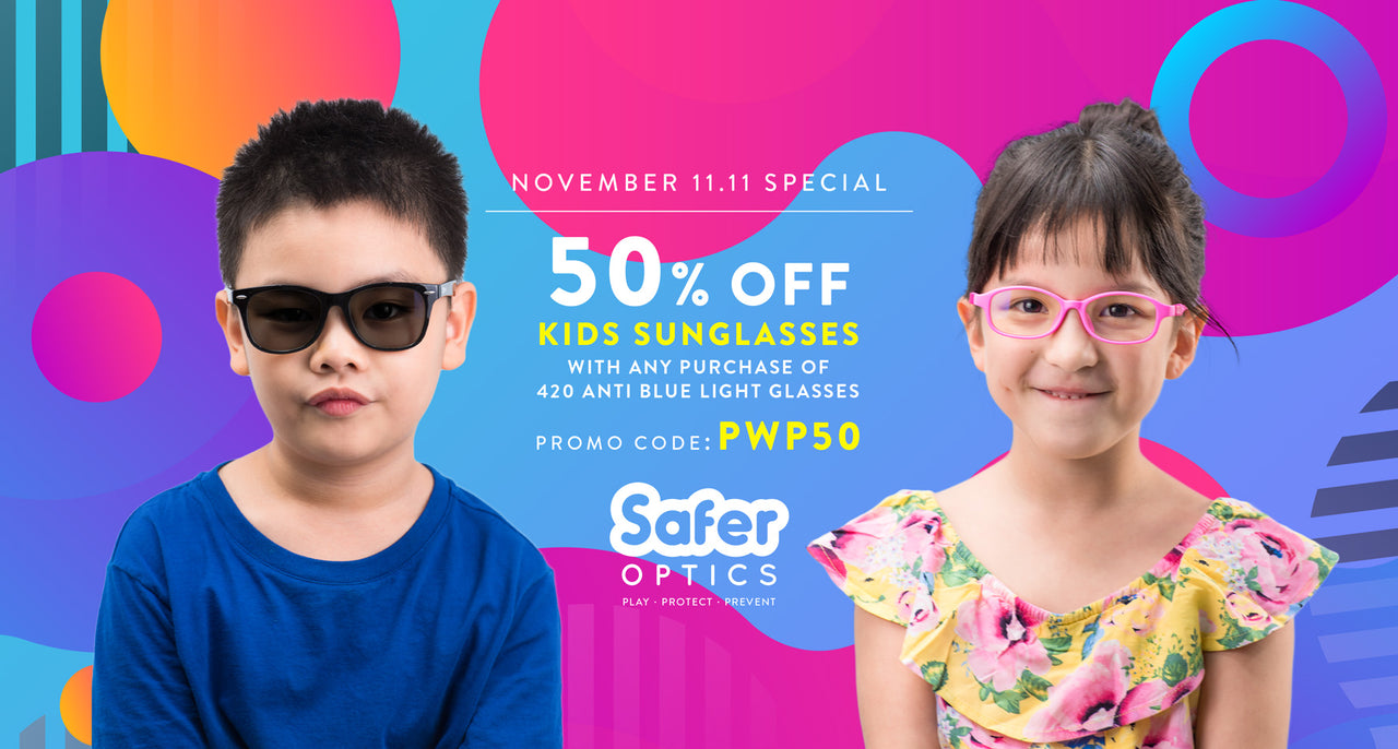 Purchase with purchase kids sunglasses