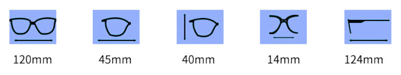 Frame Measurements - SaferOptics
