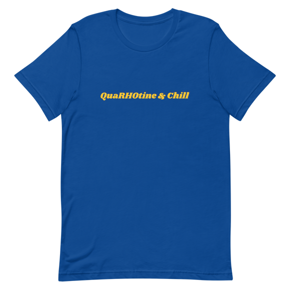 QuaRHOtine & Chill SGRHO Edition