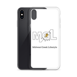 Midwest Greek Lifestyle iPhone Case