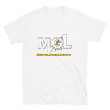 Official Midwest Greek Lifestyle White Tee