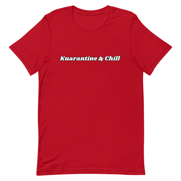 Kuarantine & Chill Kappa Edition