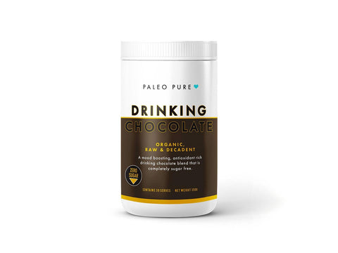 Sugar Free drinking chocolate 350gm - PaleoPure