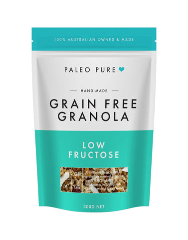 Low fructose grain free granola 300gm