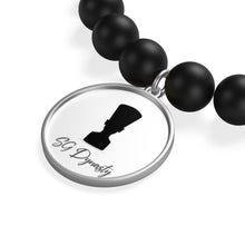Load image into Gallery viewer, Matte Onyx Bracelet - SG Dynasty