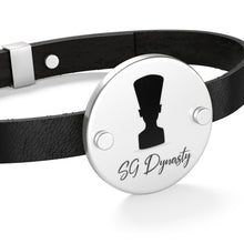 Load image into Gallery viewer, Leather Bracelet - SG Dynasty