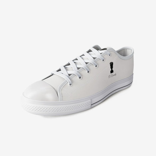 SG Dynasty Unisex Low Top Canvas Shoes - SG Dynasty