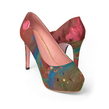 Load image into Gallery viewer, Women's Platform Heels