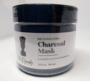DETOXIFYING CHARCOAL MASK - SG Dynasty