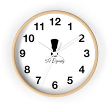 Load image into Gallery viewer, SG Dynasty Wall clock - SG Dynasty