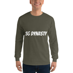 SG Dynasty Men's Long Sleeve Shirt - SG Dynasty